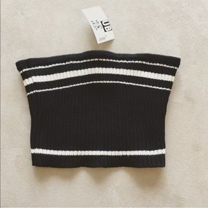 BDG ribbed knit tube top